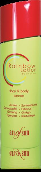 Art of Sun RAINBOW Lotion face&body tanner 200ml